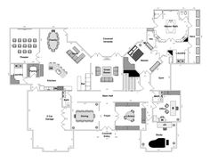 Luxury House Plans Free Floor Plans For Your Dream Home