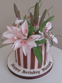 Birthday Cakes On Pinterest Dragon Cakes Hello Kitty