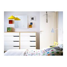 PAX White Wardrobe With RISDAL Medium Grey Doors And IKEA