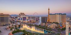 How to Do Vegas on A