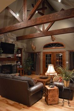 1000 images about home renovation ceilings on pinterest on rustic cabin paint colors id=90765