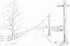 Image Result For Urban Landscape Drawing Tutorial