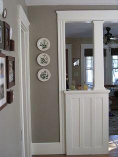 Exterior House Color Scheme On Pinterest Trim Color