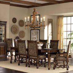 1000 Images About Formal Dining On Pinterest Dining Sets Old World Style And Dining Room Sets