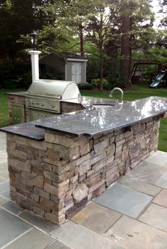 1000 images about take it outside natural stone entertaining on pinterest outdoor kitchens on outdoor kitchen natural id=19805