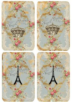 1000 Images About Scrapbook France On Pinterest