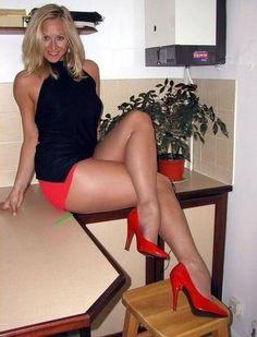 athletic legs