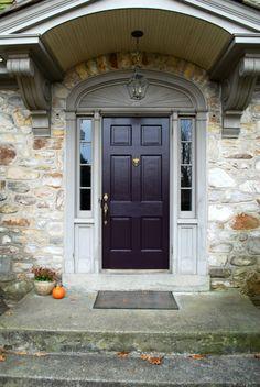 Ten Best Front Door Colours For Your House Front Doors