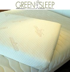 Green Sleep S Vasilo Mattress Pad Is Simply The Very Best Organic Protector Available Free Shipping Across Canada Stocked In Calgary Edmonton
