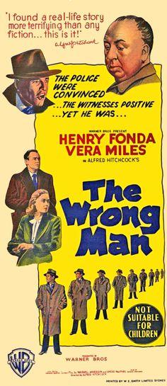 Poster do filme O Homem Errado