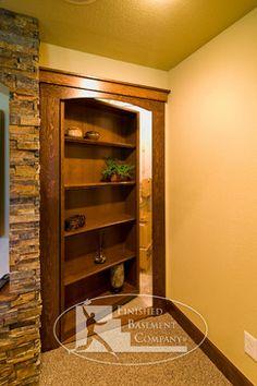 1000 Images About Basement Secret Door On Pinterest