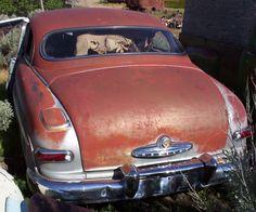 1951 Mercury Craigslist | James Miranda's 1951 Mercury is ...
