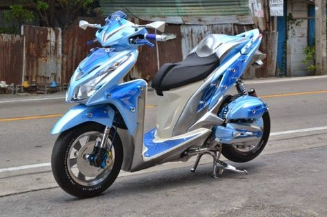 7 Best Honda Vario 125 Images On Html And Motorcycles