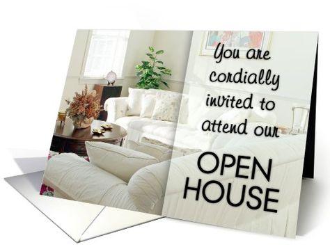 Invitations Open House Graduates On Pinterest