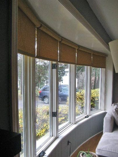 1930s On Pinterest 1930s House Bay Window Treatments