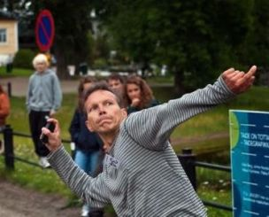 Image result for mobile phone throwing finland