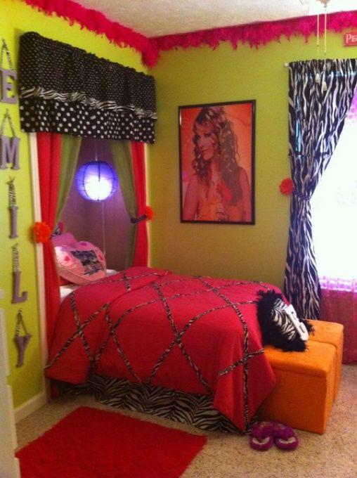 Funky Tween Room