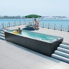 swim spa installation ideas – Google Search