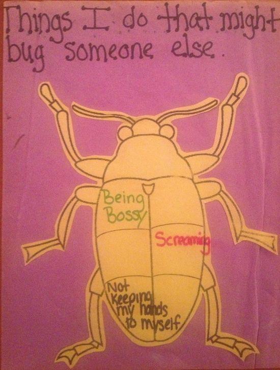 Creative Elementary School Counselor: Friendship Bugs