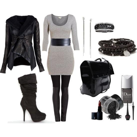 OOOOOOOO! I need this outfit for school!