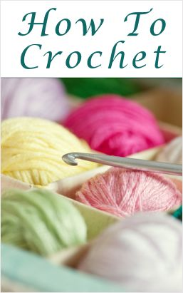 Learn How To Crochet – videos and instructions for all kinds of stiches