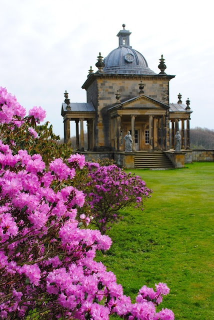 Castle Howard Garden House