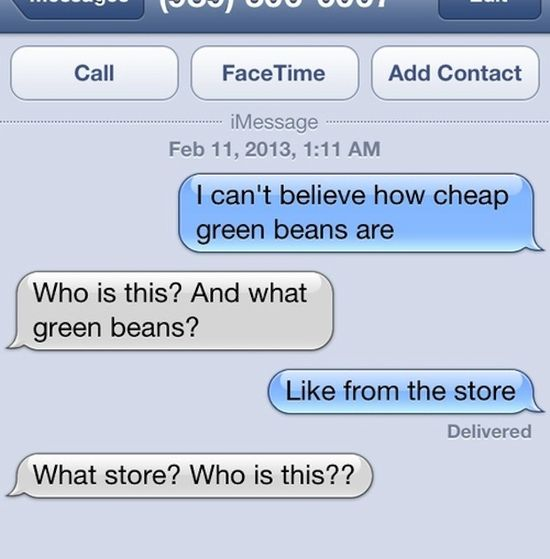 The 23 Best Ways To Handle A Text From The Wrong
