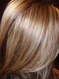 light hair highlights – love the color