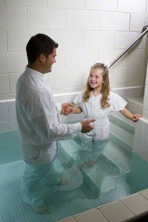 Preparing for Baptism (FHE lesson)