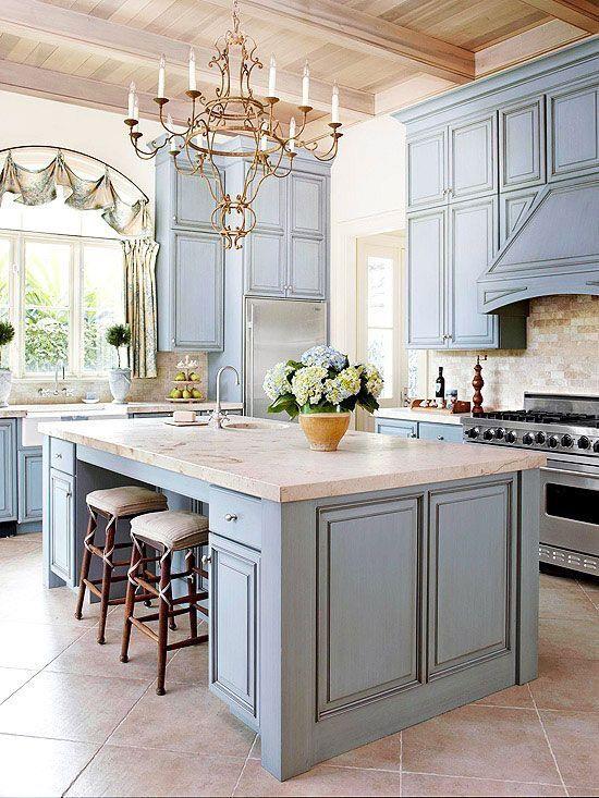 kitchen design baby blue cabinets dining island https www smore com jar4c kitchen design on kitchen decor blue id=42008