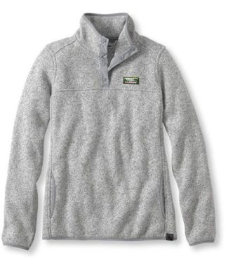 FreeShipping.com Blog Holiday Gift Guide L.L. Bean Sweater Fleece Pullover