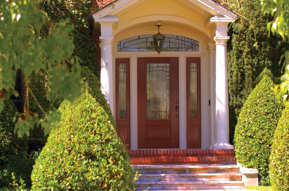 Curb Appeal, Firs And Hollister On Pinterest