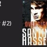 ~Blog Tour~Oversight (The Community #2) by Santino Hassell~