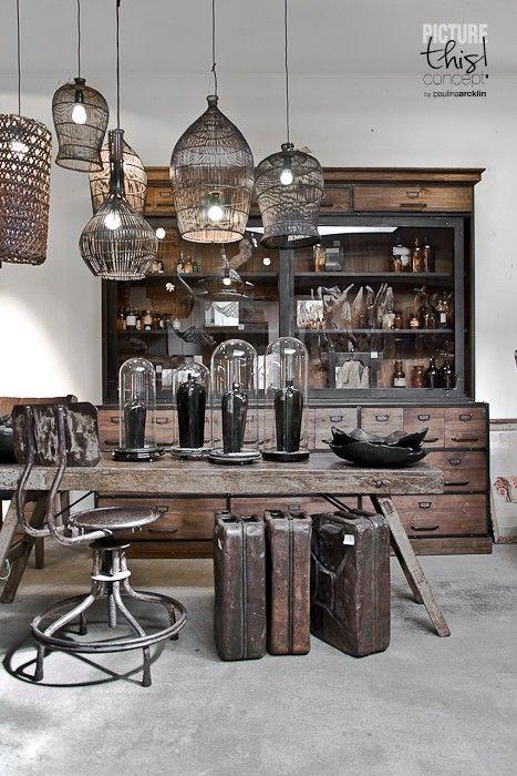 Paulina Arcklin RAW MATERIALS Design Interior