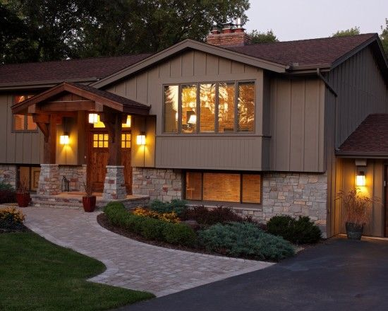 Raised Ranch Design Pictures Remodel Decor And Ideas