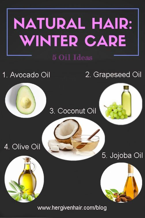top 5 oils for natural hair winter care: Skincare and Beauty tips to follow in the Cold Winter Season