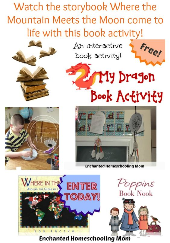 Kids Virtual Book Club | Activities, Free printables and Mom