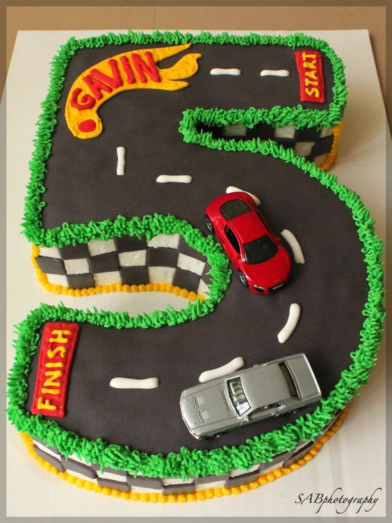 Hot wheels cakes | Hot Wheels Cakes! | Sarah's Sweets & Treats: