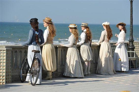 """""""A la sombra de las muchachas en flor"""" Marcel Proust:"""