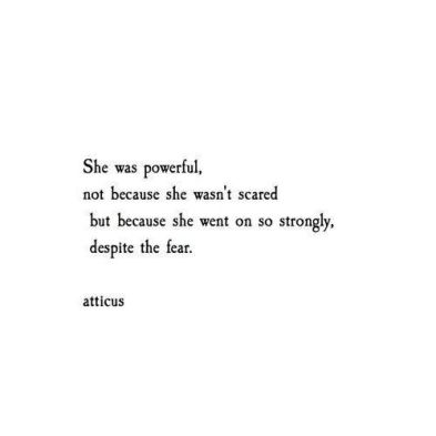 Image result for atticus quote she was powerful