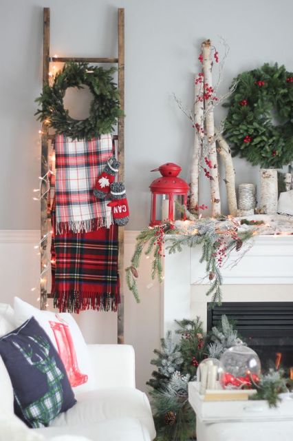 Craftberry Bush | Christmas Home Tour Part 2 | http://www.craftberrybush.com: