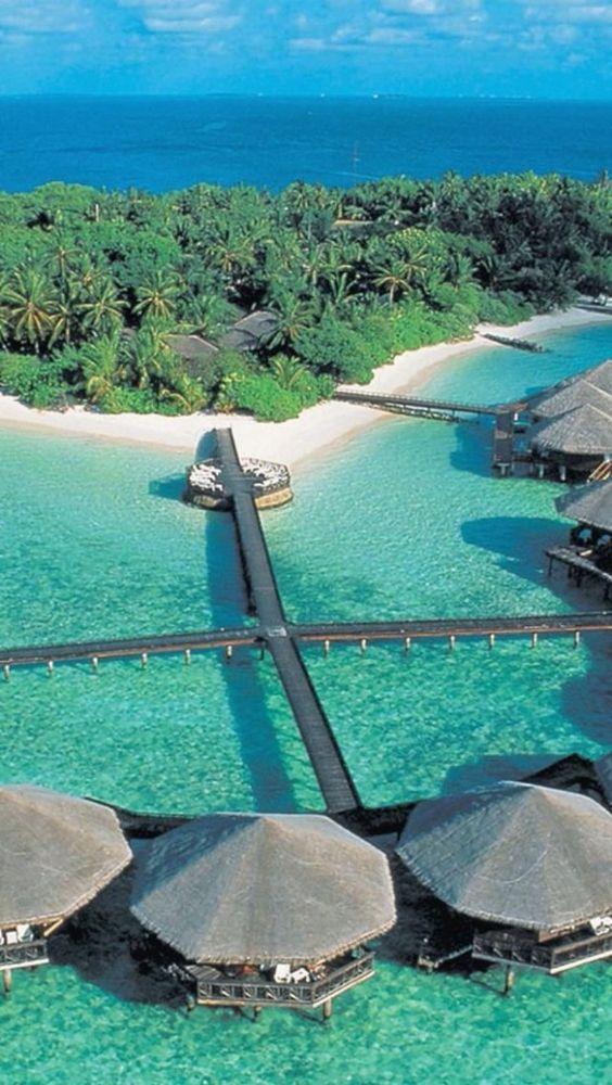 Baros Island, Maldives: