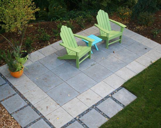 Pinterest • The world's catalog of ideas on Square Concrete Patio Ideas id=43717