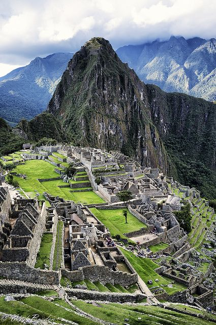 Machu Picchu (Peru). Since I was in 5th grade, I have always wanted to see Machu Picchu. ahh, one day: