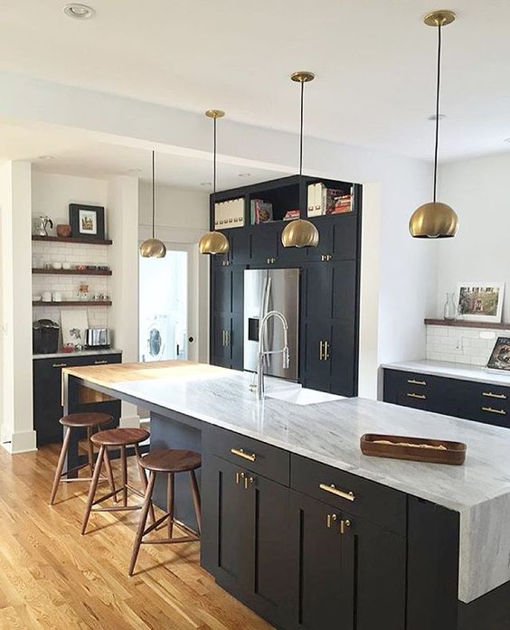 Love This Kitchen Remodel From @kellen.minor Seen On The  #simplystyleyourspace Feed.