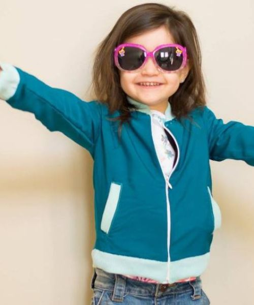 Kids Jacket FREE Pattern