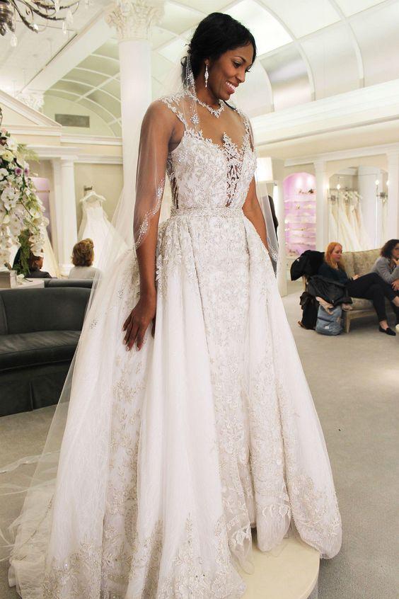 Season 14 Featured Dress Ysa Makino Very Beaded Top And