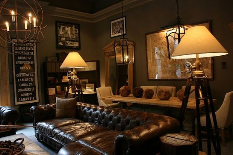 Is It A Man Cave Or A Gentleman S Parlour Carolina
