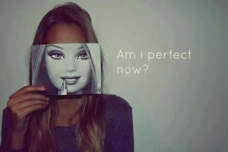 Am I perfect now?: