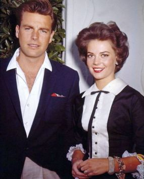 Image result for robert wagner and natalie wood color